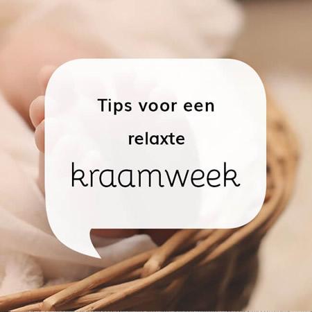 Tips voor een relaxte kraamweek