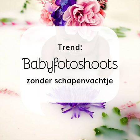 Trends: Babyfotoshoots