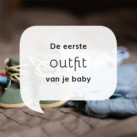 Baby's eerste outfit