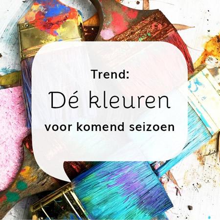Trends: Kleuren